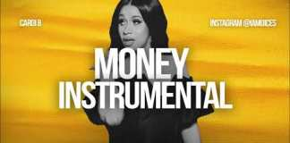 Cardi B Money Instrumental