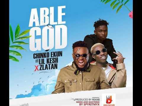 Chinko Ekun ft Lil Kesh & Zlatan – Able God Instrumental