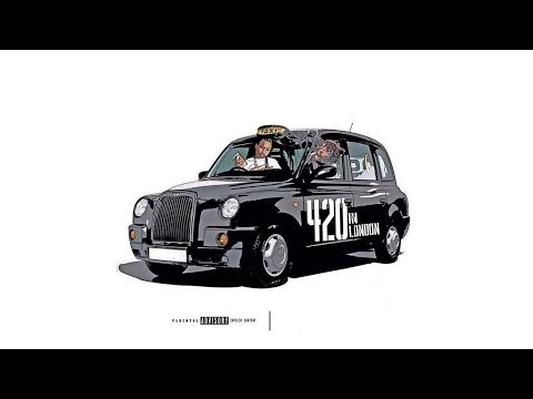 Lil Uzi Vert and Pressa 420 in London Instrumental