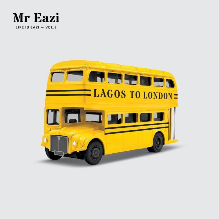 Mr Eazi Dabebi Instrumental