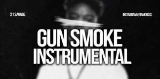 21 savage gun smoke instrumental