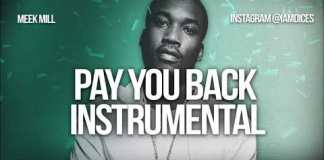 meek mill pay you back instrumental