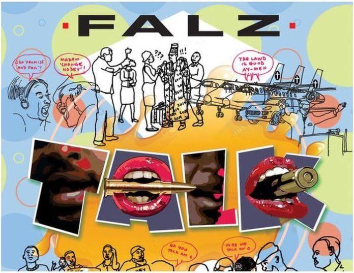 Falz Talk Instrumental Beat