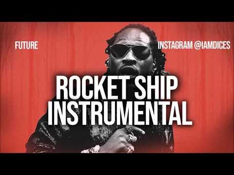Future Rocket Ship Instrumental