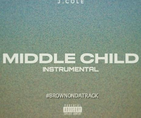 J.Cole Middle Child Instrumental