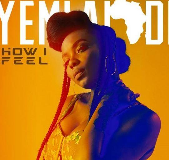 Yemi Alade How i feel instrumental