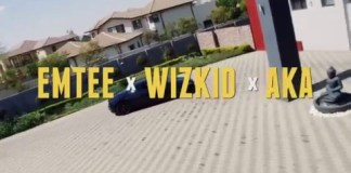 emtee roll up instrumental ft wizkid aka