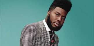 Khalid - Talk Instrumental