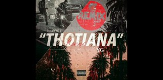 Blueface Thotiana