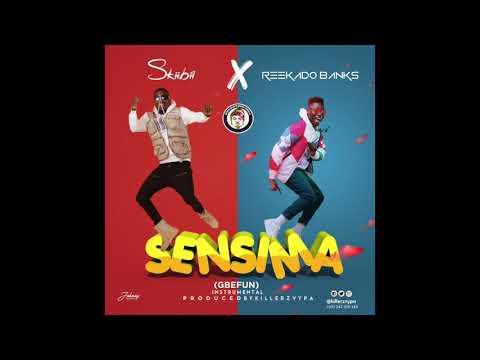 Skiibii - Sensima Ft. Reekado Banks Instrumental