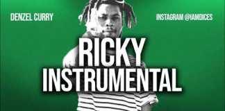 Denzel Curry Ricky Instrumental Prod. by Dices