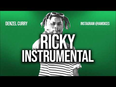 Denzel Curry Ricky Instrumental Prod. by Dices