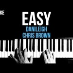 DaniLeigh - Easy Ft. Chris Brown iNSTRUMENTAL