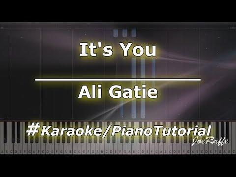 DownloadAli Gatie Its You instrumental