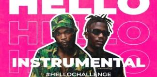 Emex Ft Ycee Hello Instrumental