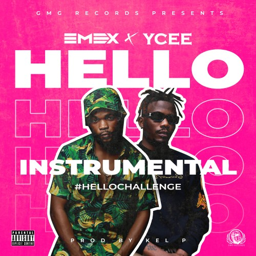 Emex Ft Ycee Hello Instrumental