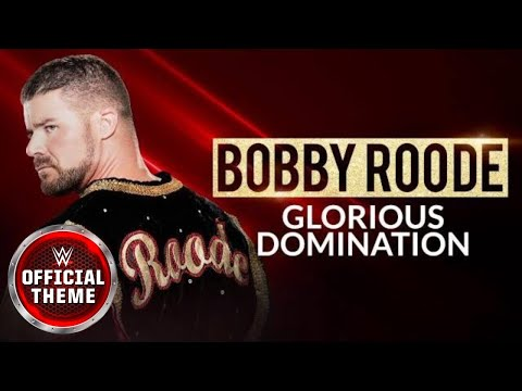 Bobby Roode Glorious Domination