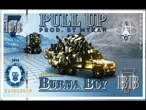 Burna Boy Pull Up Instrumental