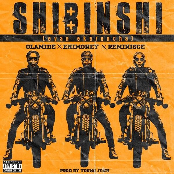 Olamide Shibinshi Instrumental