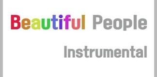 Ed Sheeran - Beautiful People (Instrumental)