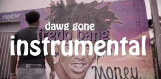 Fredo Bang - Dawg Gone (INSTRUMENTAL)