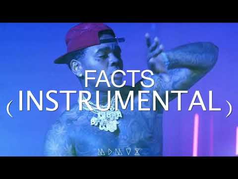 Kevin Gates - Facts (Instrumental)