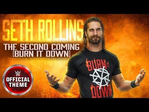 Seth Rollins The Second Coming