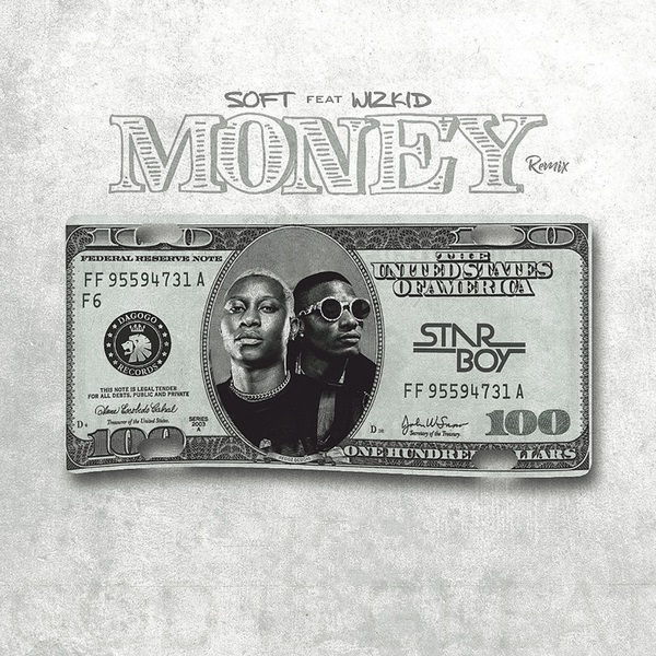 Soft – Money (Remix) ft. Wizkid instrumental