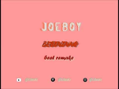 Joeboy beginning Instrumental