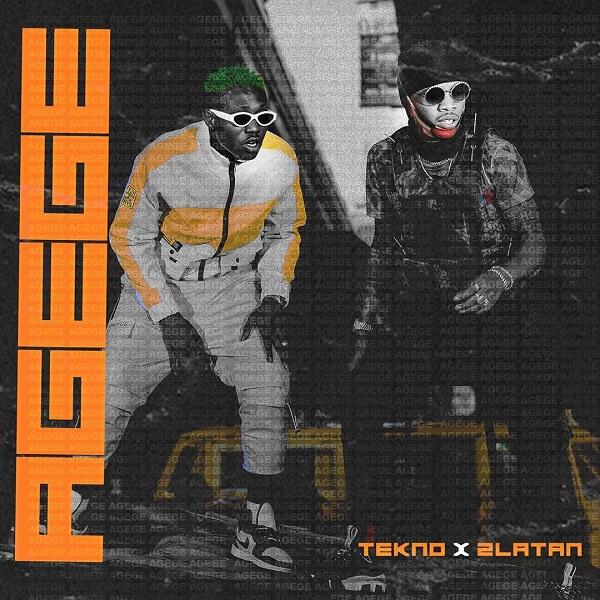Tekno – Agege ft. Zlatan instrumental
