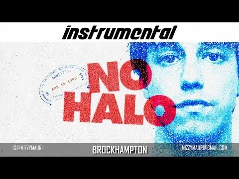 brockhampton No Halo Instrumental