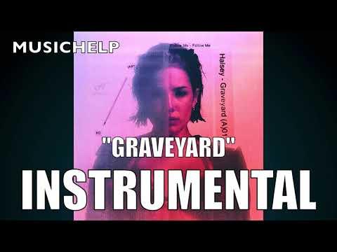 Halsey Graveyard Instrumental