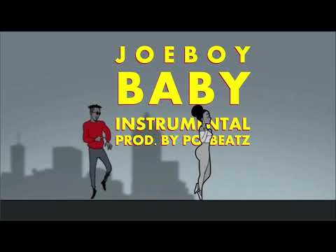 Joeboy Baby Instrumental