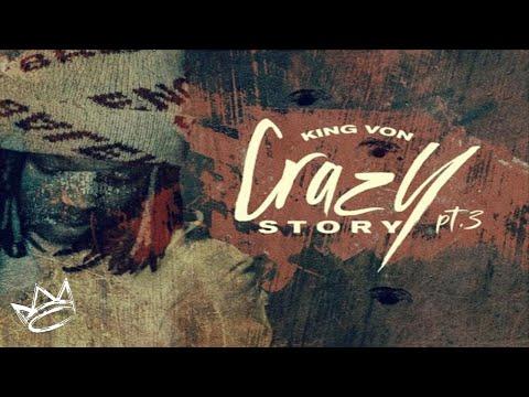 King Von - Crazy Story Pt. 3 (Instrumental)