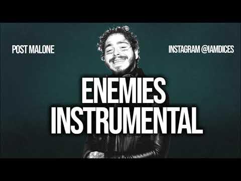 Post Malone Enemies ft,. Dababy Instrumental