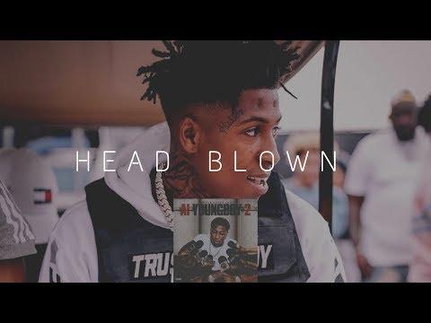 NBA YoungBoy Head Blown (Instrumental)