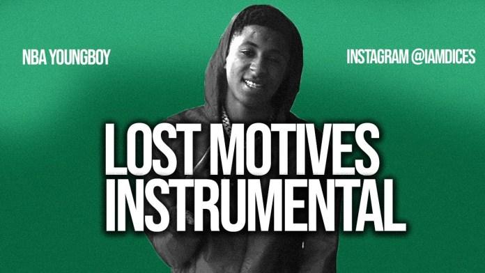 NBA Youngboy Lost Motives Instrumental