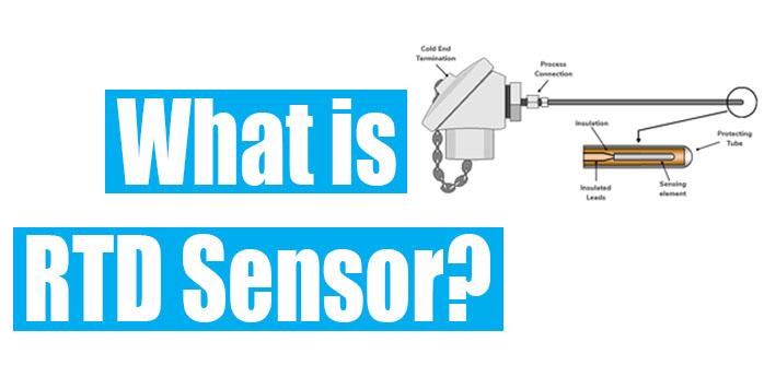 what is rtd sensor