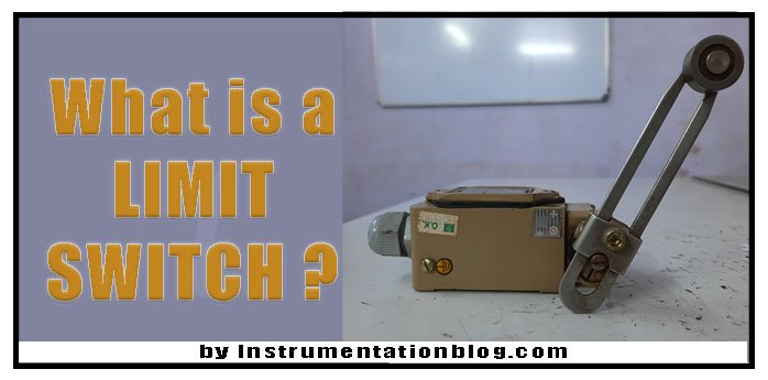 what is a limit switch