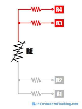 4-wire rtd