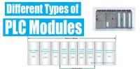 Basics of PLC Modules | Different Types of PLC Modules