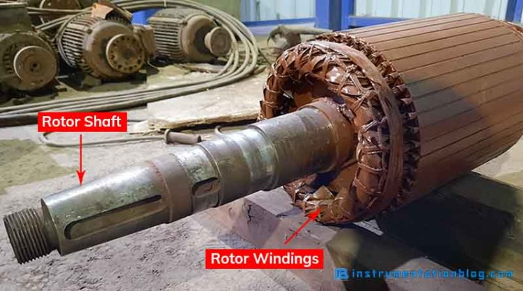 phase wound rotor