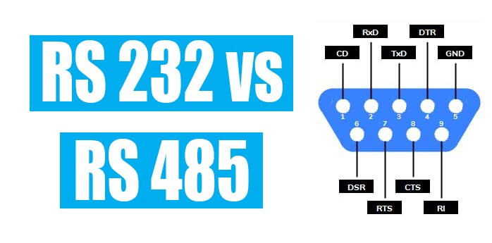 RS232 and RS485