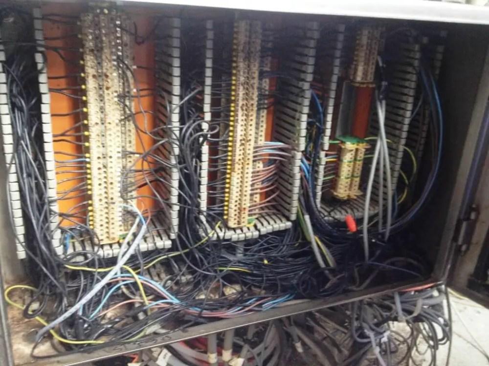 medium resolution of plc terminal blocks wiring