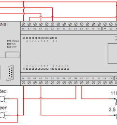 siemens plc block diagram [ 1206 x 838 Pixel ]