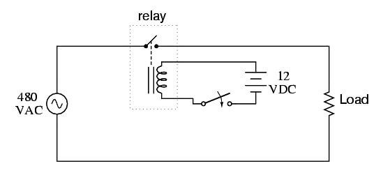 relay coil voltage rating