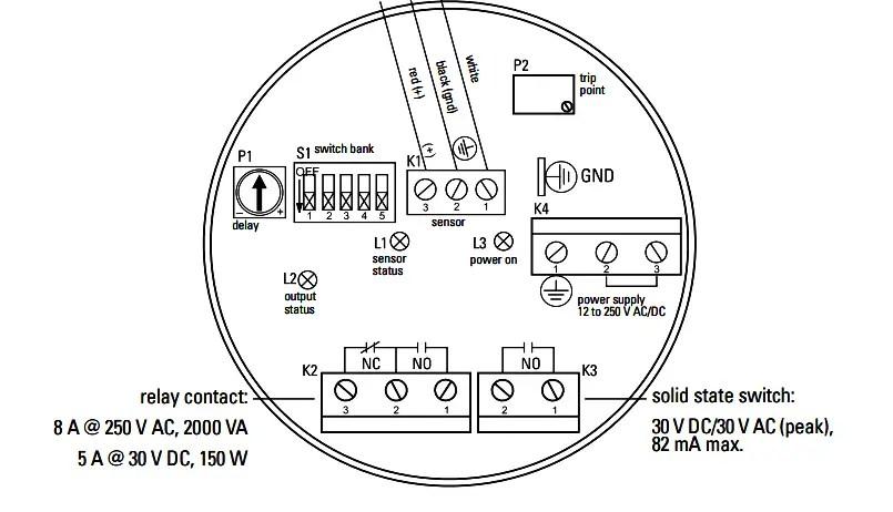 Capacitance Level Switch Calibration Instrumentation Tools