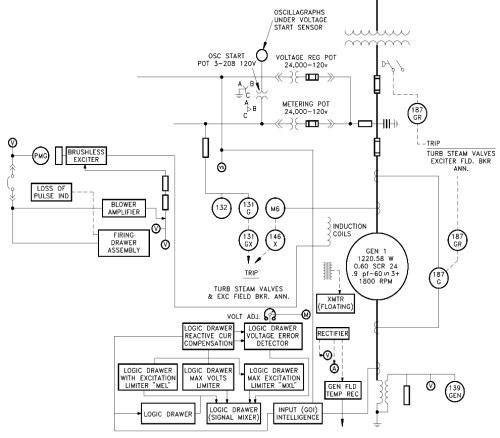 small resolution of electronic diagrams prints and schematics instrumentation tools combination diagram of electrical single line and block diagram