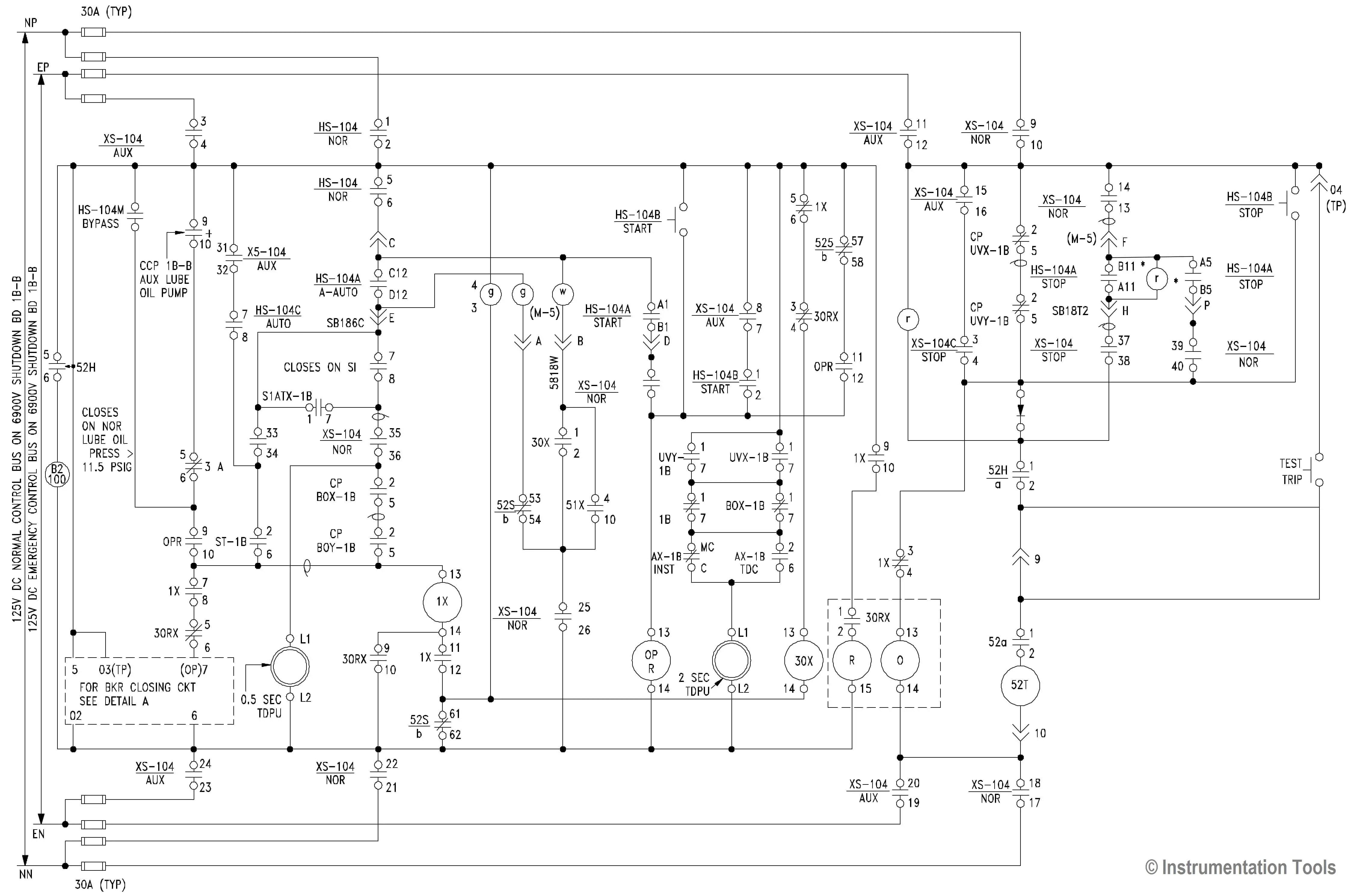 Engineering Logic Diagrams