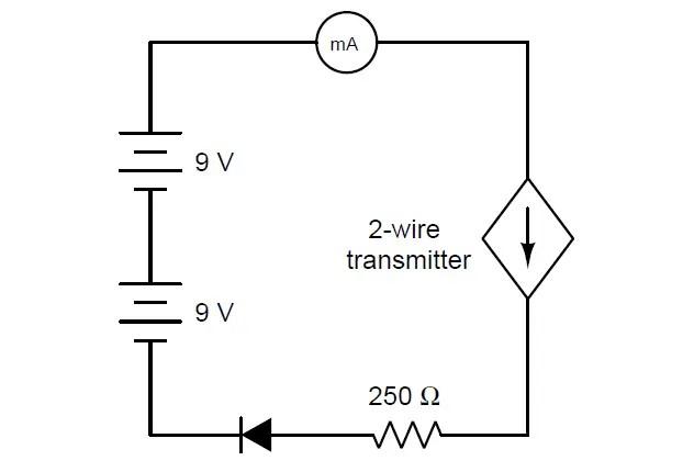 Pressure Transducer Wiring Diagram / Digital Pressure